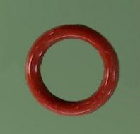 Abfüll O-Ring Endbuchs Füllrohr 8,73x1,78 rot