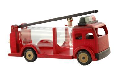 Modell-Feuerwehr Holz 0,5