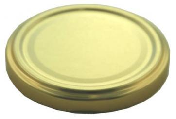 Deckel TO 43 gold