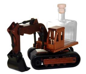 Modell-Bagger Holz 0,35