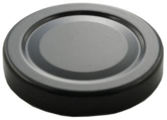 Deckel TO 58 schwarz  esbo reduziert