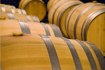 Eichenholzfass Bourbon 50 Ltr. gebr.
