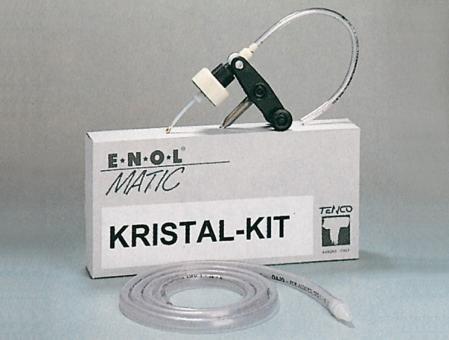 Abfüll Kristall Kit