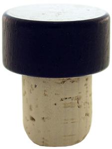 Scheibe schwarz 19mm HGK