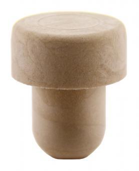 Grappakorken PE-19mm natur