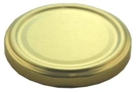 Deckel TO70 gold Nicht für ölhaltige Inhalte geeignet!