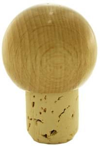 Kugel natur/lackiert 16mm HGK