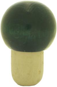 Kugel grün 19mm HGK