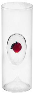 Apfel bunt - Schnapsstamper Muschel MGB