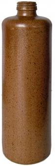 Steingut Krugflasche 350ml braun PP31,5