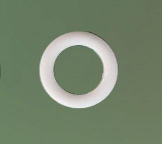 O-Ring Endbuchse/Füllrohr 8 x 2 weiß