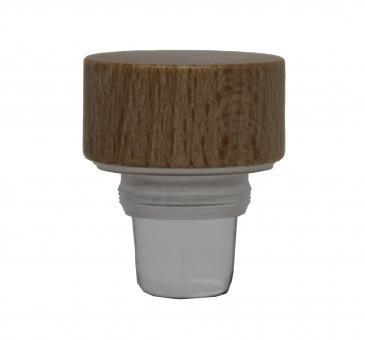 Vinolok High Top Holz natur 18,5mm