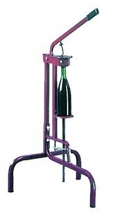 Verkorkmaschine - Superstar Magnum Flaschenhöhe: 430-490mm Korkdurchmesser: max. 31mm Korkhöhe: max. 45mm