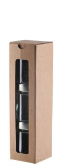 Vaso Plus 156ml - Pack á 10 Stück - 3er-Geschenkkarton