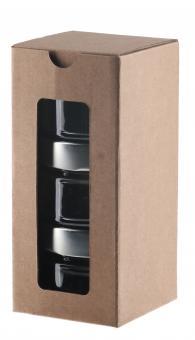 Vaso Ergo 106ml - Pack á 10 Stück - 3er Verpackung auch 2er Verpackung für 212ml