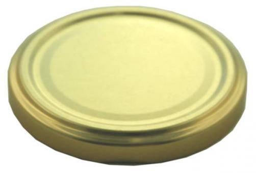 Deckel TO38 gold Nicht für ölhaltige Inhalte geeignet!